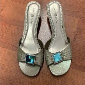 Lindsay Phillips Heels (size 8.5)